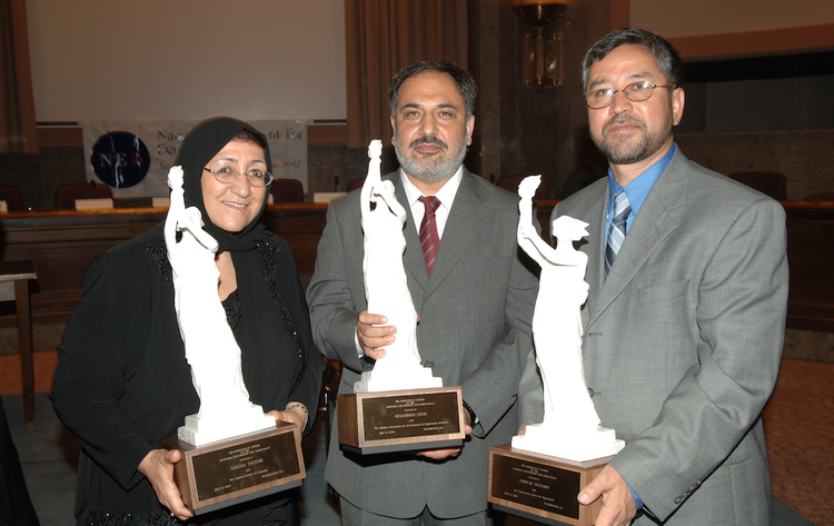NED Awards Afghanistan