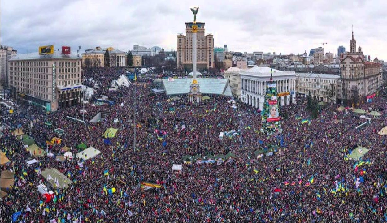 EuroMaidan in Ukraine
