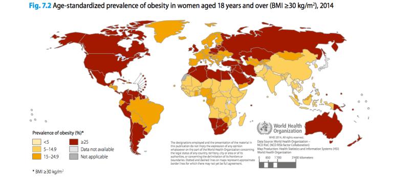 Fettleibigkeit und die Pandemie: Neue Erkenntnisse